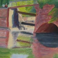 Potomac River at Riley's Lock